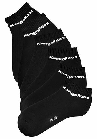 Kangaroos Kurzocken (6 vienetai) su Fr...