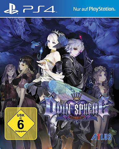 Playstation 4 - Spiel »Odin Sphere«