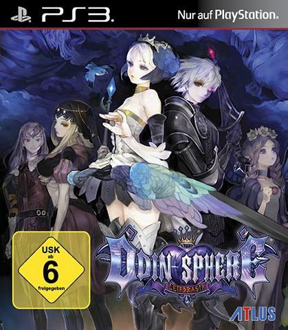 NIS Playstation 3 - Spiel »Odin Sphere«