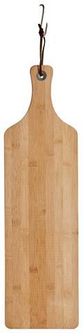 ZELLER Pjaustymo/serviravimo lenta »Bamboo« s...