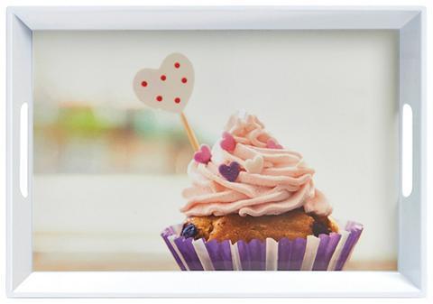 ZELLER Padėklas »Cupcake«