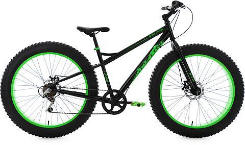 KS CYCLING Kalnų dviratis »SNW2458« 6 Gang Shiman...