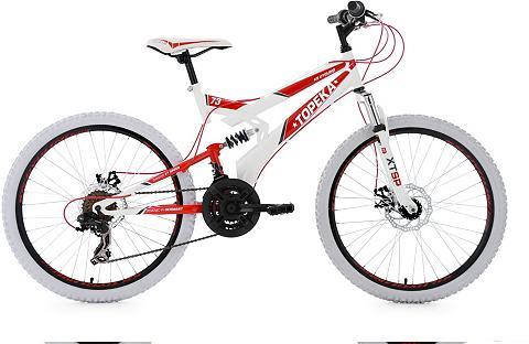 KS CYCLING Jaunimo dviratis »Topeka« 21 Gang Shim...