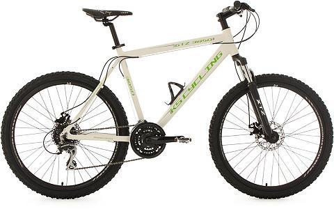 KS CYCLING Kalnų dviratis »GTZ« 24 Gang Shimano A...