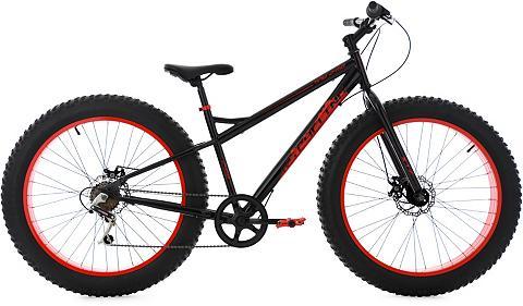 KS Cycling Fatbike »SNW2458« 6 Gang Shimano Kette...