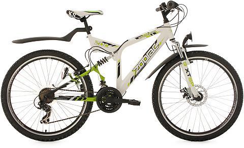 KS CYCLING Kalnų dviratis 26 Zoll 21 Gang-Shimano...