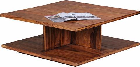 Kavos staliukas »Khula« iš tvirtas med...