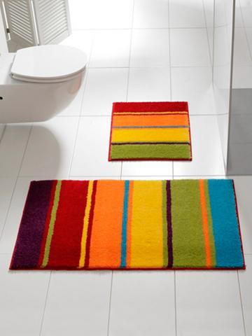GRUND Vonios kilimėlis su Streifen
