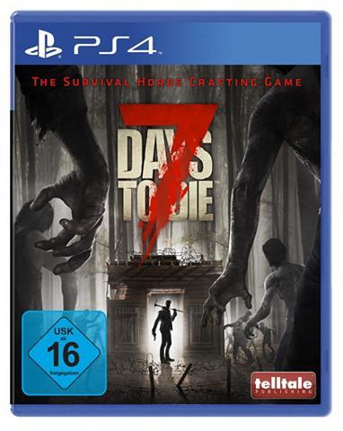 Playstation 4 - Spiel »7 Days to Die«