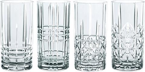 NACHTMANN Ilgų stiklinių rinkinys 4 vienetai