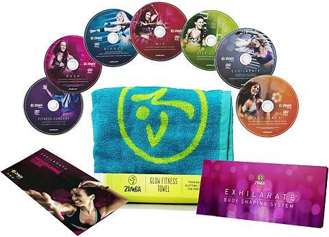 Zumba® fitnesas Workout DVD rinkinys »...