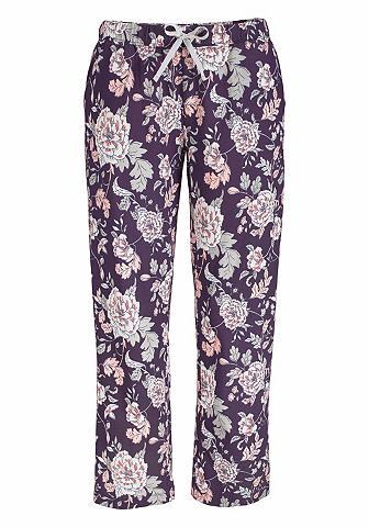 LASCANA 7/8 ilgio pižaminės kelnės »Lou« su pi...