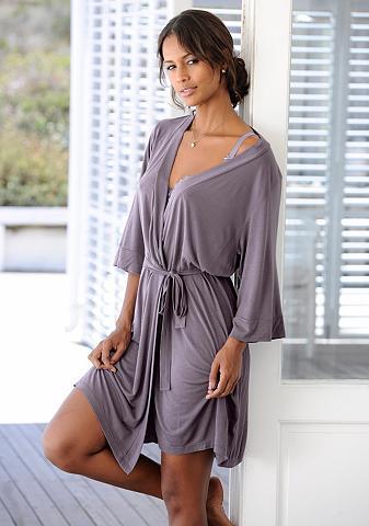 JETTE švelnus laisvo stiliaus kimono su Schu...