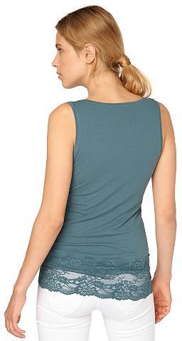 Marškinėliai »lace longtop«