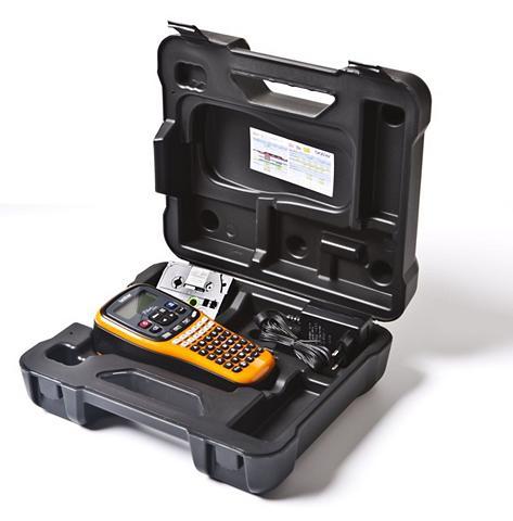 Beschriftungsgerät »P-touch E100VP Han...