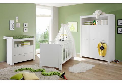 Babyzimmer-Komplettset »Trend« (Set 3-...