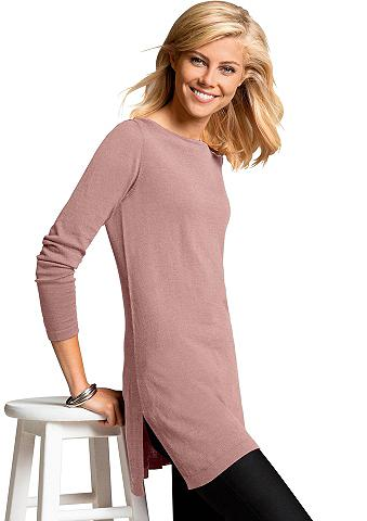 Ilgas megztinis su komfortablen Seiten...