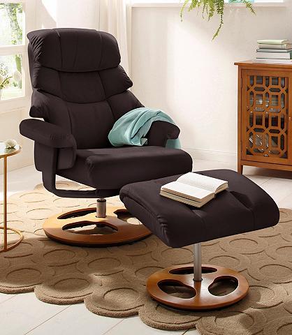 HOME AFFAIRE Atpalaiduojanti kėdė & Kojų kėdutė »To...