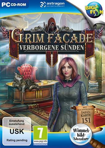 PC - Spiel »Grim Façade: Verborgene Sü...