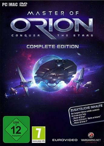 NORDIC GAMES PC - Spiel »Master of Orion - Complete...