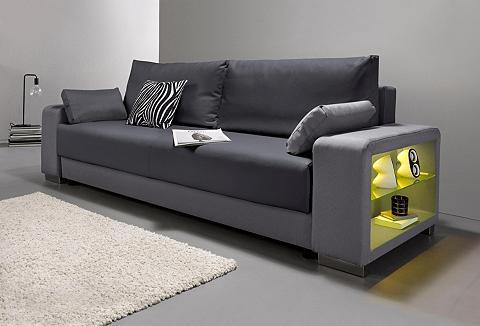 INOSIGN Sofa su miegojimo mechanizmu Trivietė ...
