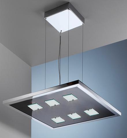 EVOTEC LED Pendelleuchte»DESIGNLINE«