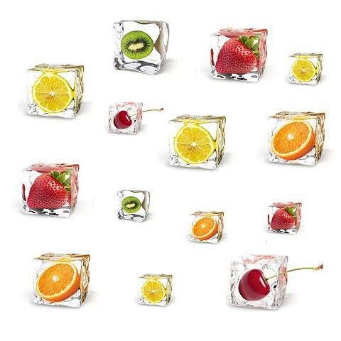 Langų lipdukai »Delicate Fruits« 70/30...