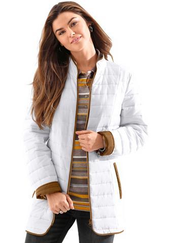 CLASSIC BASICS Dygsniuota striukė - ideal dėl die Übe...