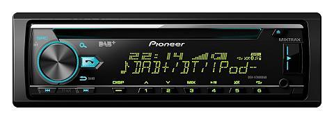 PIONEER 1-DIN Bluetooth CD-Tuner