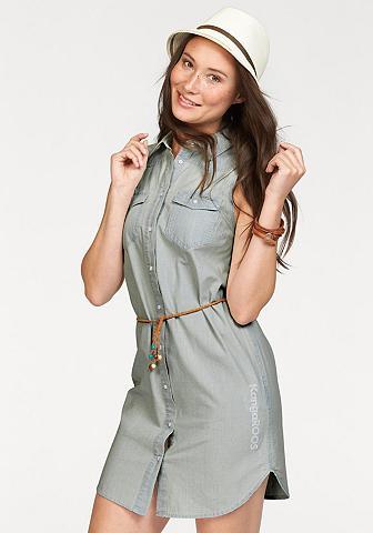 Kanga ROOS džinsinė suknelė (Rinkinys ...