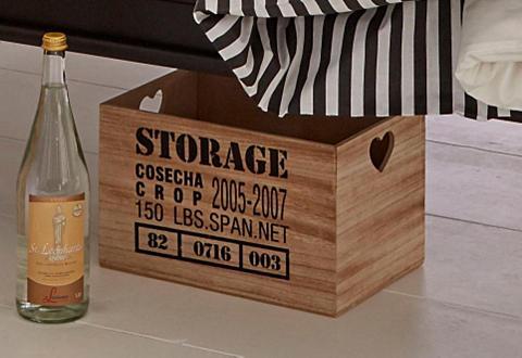 HOME AFFAIRE Dėžė »Storage«