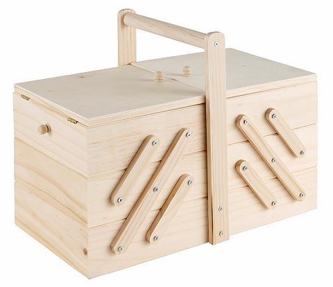 Dėžutė siūvimo reikmėms