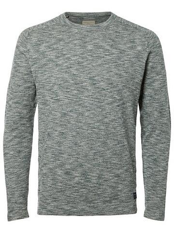 Split-Neck- Marškinėliai su ilgis &#19...