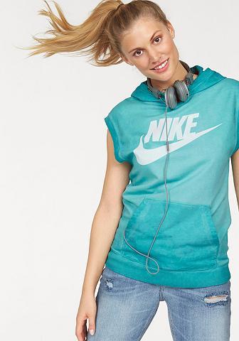 Nike SLEEVELESS PO bliuzonas WASH Spor...