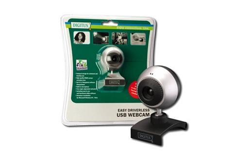 DIGITUS Video Web Cam DA-70815 USB laikmena