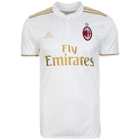 AC Mailand Marškinėliai Away 2016/2017...