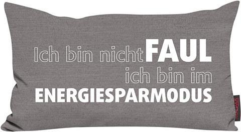 MAGMA Dekoratyvinė pagalvėlė »Energiesparmod...