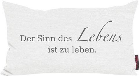 Dekoratyvinė pagalvėlė »Sinn des Leben...