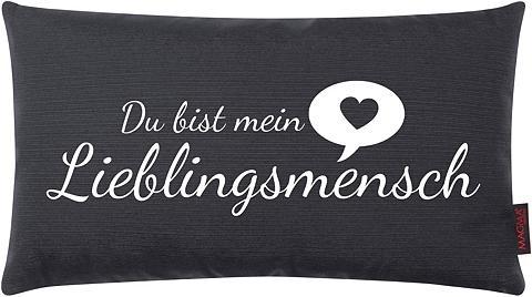 Dekoratyvinė pagalvėlė »Lieblingsmensc...