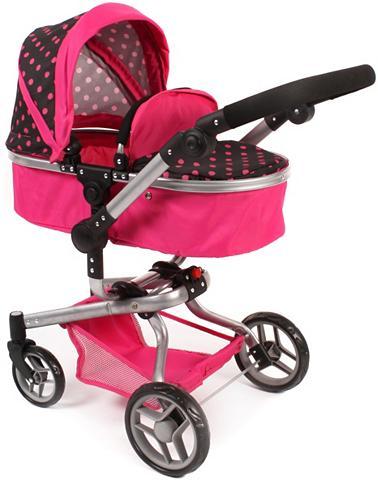 Kombi lėlės vežimėlis su schwenkbaren ...