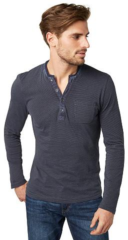 Marškinėliai »Langarm-Shirt im Lagen-L...