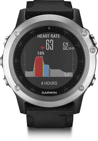 GARMIN Sportinis laikrodis »fenix 3 HR«