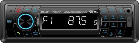 DENVER Auto magnetola »CDB-440BT m.DAB+ BLUET...