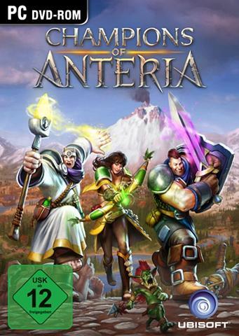 PC - Spiel »Champions of Anteria«