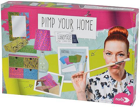 Kreativset »Enie Pimp your home«
