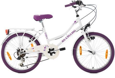 Jaunimo dviratis 20 Zoll 6 Gang Shiman...