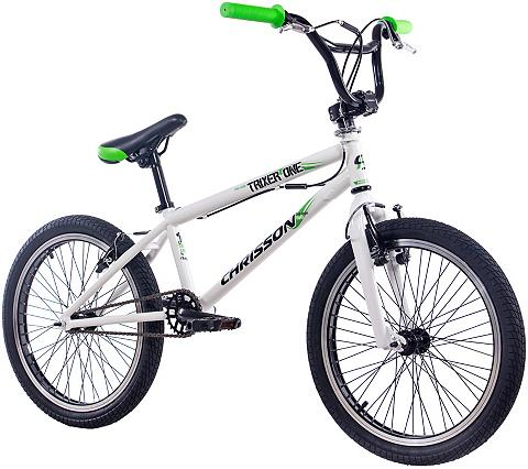 CHRISSON BMX » BMX TRIXER ONE« 20 Zoll 1 Gang V...