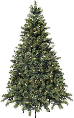 Creativ deco Künstlicher Weihnachtsbaum su LED-Lich...