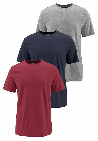 MAN'S WORLD Marškinėliai (Rinkinys 3 tlg.)
