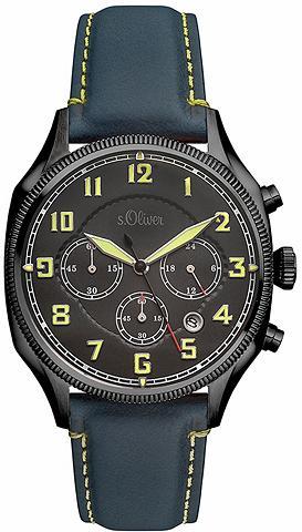 Chronografas- laikrodis »SO-3181-LC«
